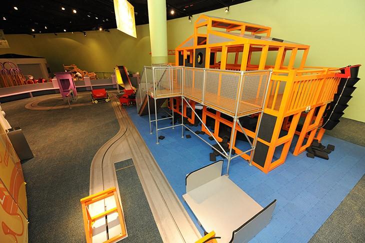 澳門科學館G03 兒童樂園廳