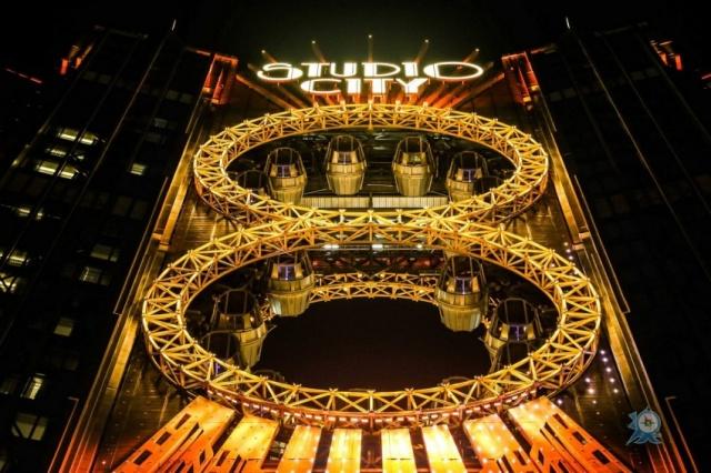 全球最高8字形摩天輪
