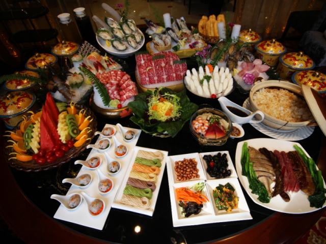 香港食神至尊海鮮火鍋
