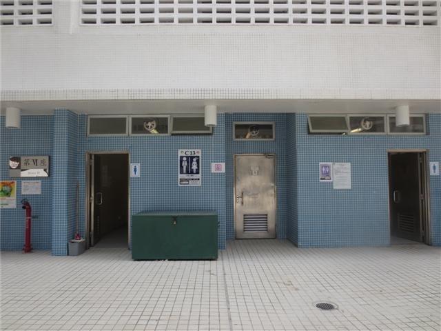 C13 路環石排灣業興大廈公廁