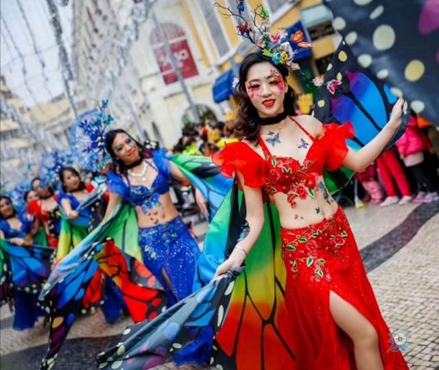 澳門國際幻彩大巡遊 Macao International Parade