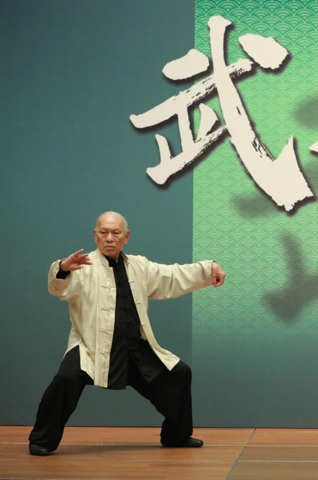 武林群英會 Wushu Masters Challenge