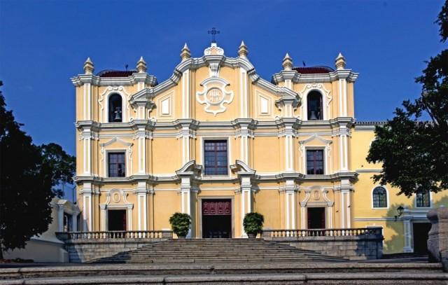 聖若瑟修院藏珍館