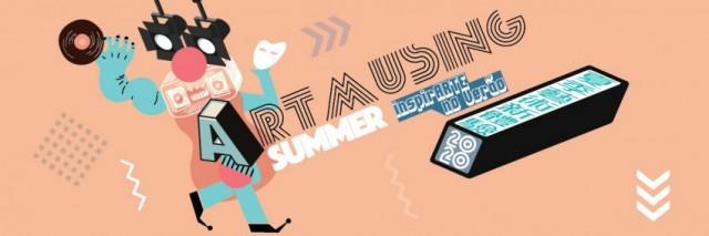 夏季藝術新體驗2020