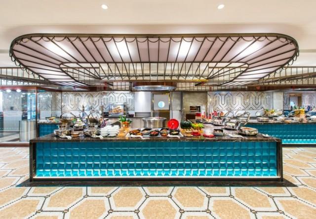 巴黎餐廳(勵宮酒店)