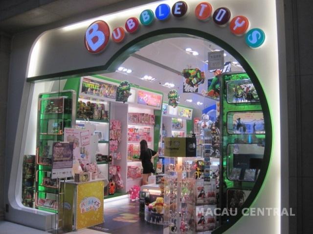 Bubble Toys (威尼斯人)