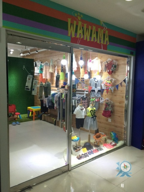 WAWAMA - 娃娃衣櫥