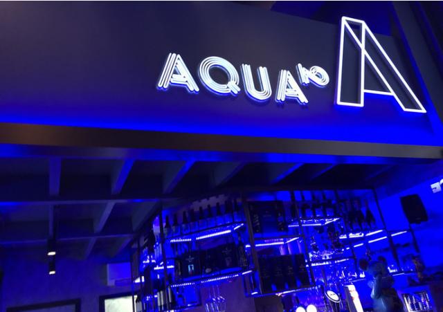 Aqua 水平方
