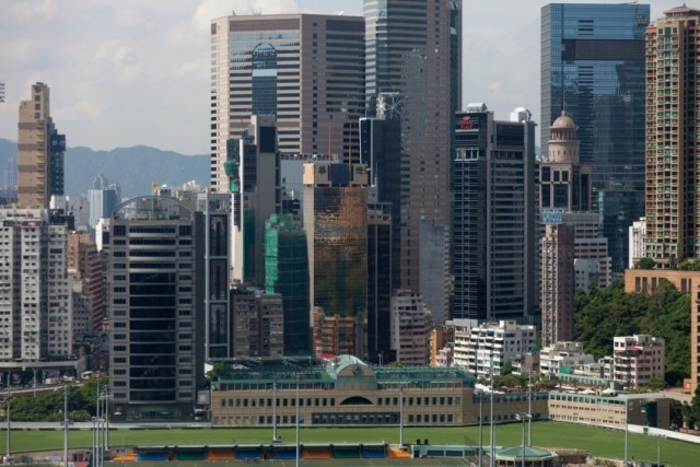 香港賽馬會跑馬地馬場