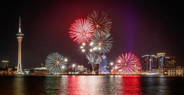 澳門國際煙花比賽匯演 Macau International Fireworks Display Contest